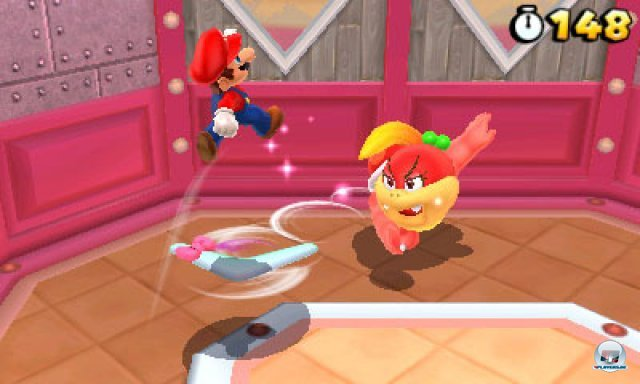Screenshot - Super Mario 3D Land (3DS) 2280282