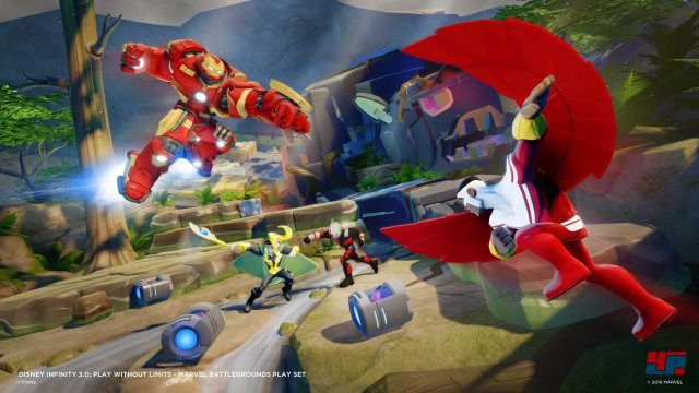 Screenshot - Disney Infinity 3.0: Play Without Limits (360) 92521354