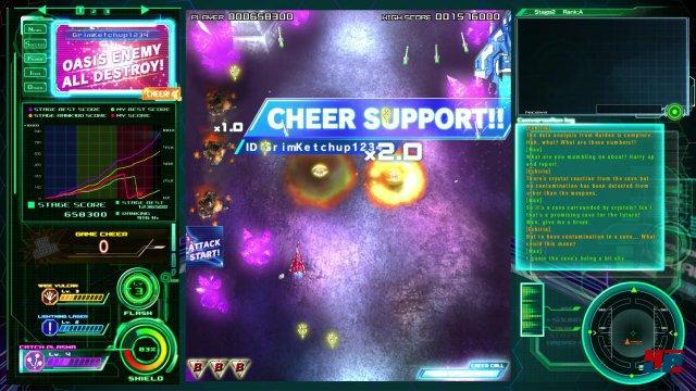 Screenshot - Raiden 5 (XboxOne) 92525992