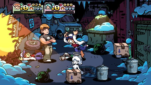 Screenshot - Scott Pilgrim vs. the World: Das Spiel (PS4) 92632626