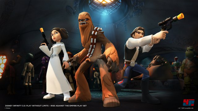 Screenshot - Disney Infinity 3.0: Play Without Limits (360) 92506069