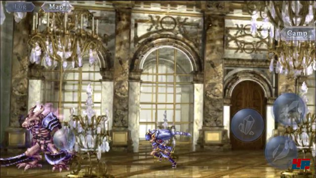 Screenshot - Valkyrie Profile: Lenneth (Android) 92566038