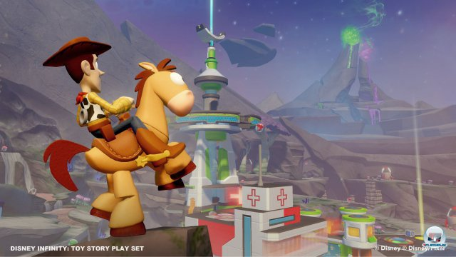 Screenshot - Disney Infinity (360) 92470850
