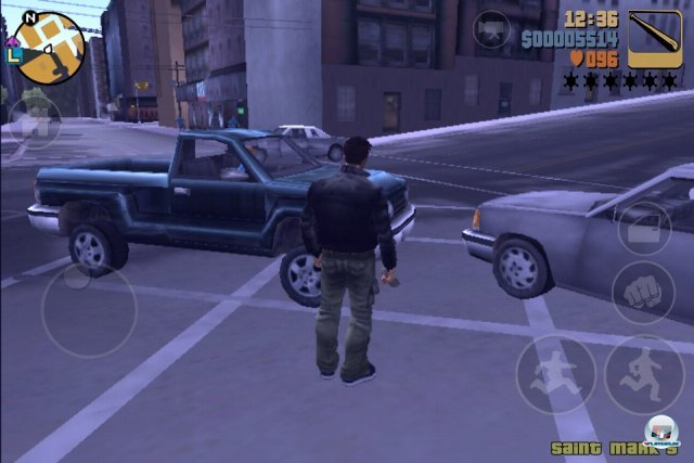 Screenshot - Grand Theft Auto III (iPhone) 2299022