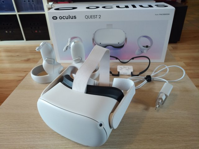 Screenshot - Oculus Quest 2 (OculusQuest, VirtualReality) 92627804