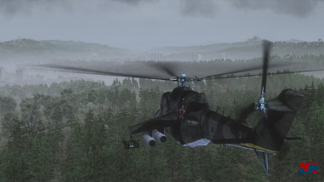 Screenshot - Air Missions: HIND (PC) 92532335