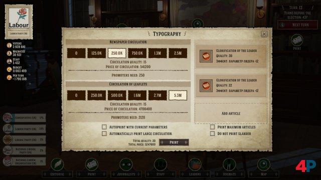 Screenshot - Evil Democracy: 1932 (PC)
