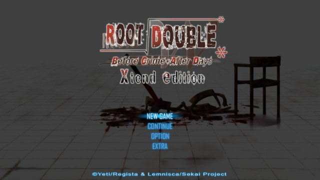 Screenshot - Root Double: Before Crime * After Days - Xtend Edition (PC)