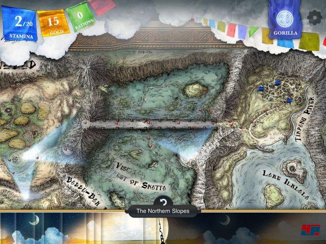 Screenshot - Sorcery! - Teil 3 (iPad) 92503574