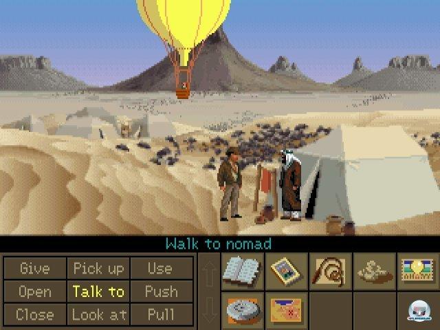 Screenshot - Indiana Jones and the Fate of Atlantis (PC) 2283592