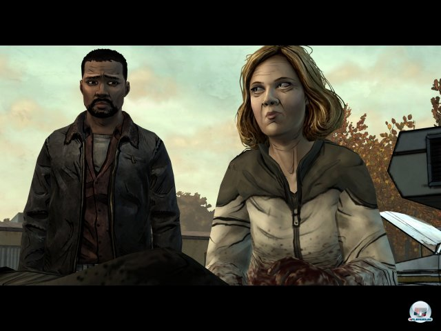 Screenshot - The Walking Dead: Episode 2 Starving for Help   (PC) 2373102