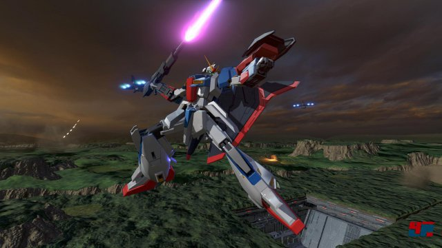 Screenshot - Gundam Versus (PS4)