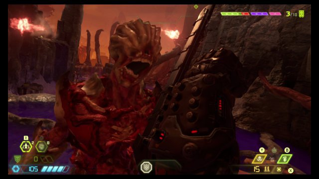Screenshot - Doom Eternal (Switch) 92630817
