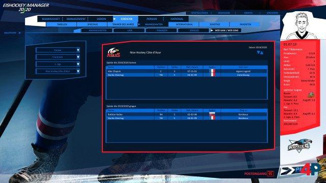 Screenshot - Eishockey Manager 20 20 (PC)
