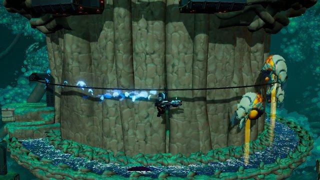 Screenshot - Orbital Bullet (PC)