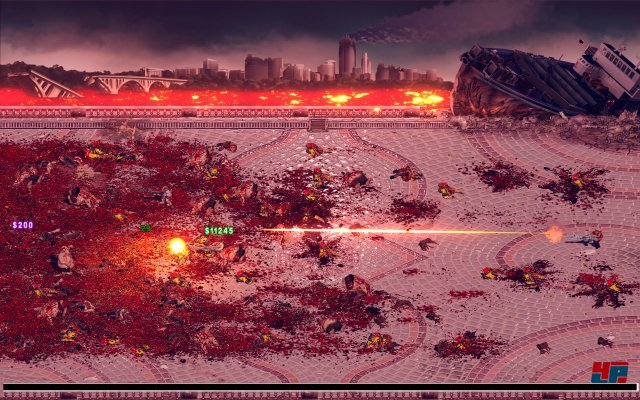 Screenshot - Zombie Hunter, Inc. (PC)