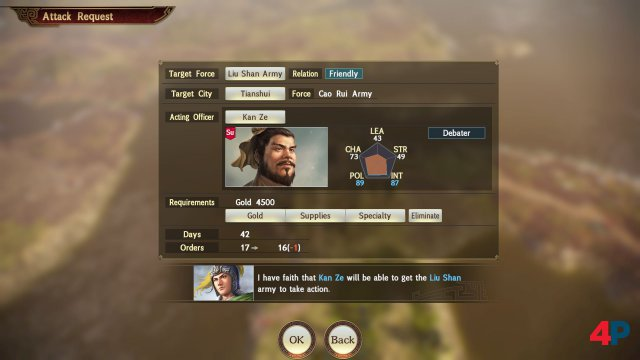Screenshot - Romance of the Three Kingdoms 14 (PC) 92607297