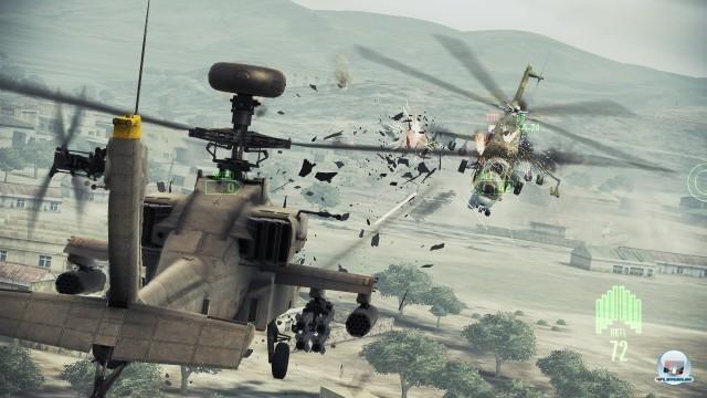 Screenshot - Ace Combat: Assault Horizon (360) 2221973