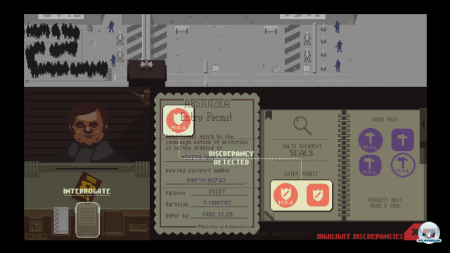 Screenshot - Papers, Please (PC) 92459711