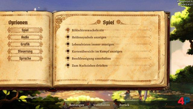 Screenshot - SteamWorld Quest: Hand of Gilgamech (PC)
