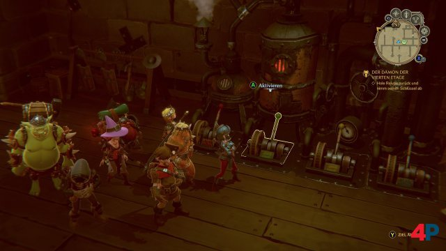 Screenshot - The Dungeon of Naheulbeuk: The Amulet of Chaos (PC) 92625759