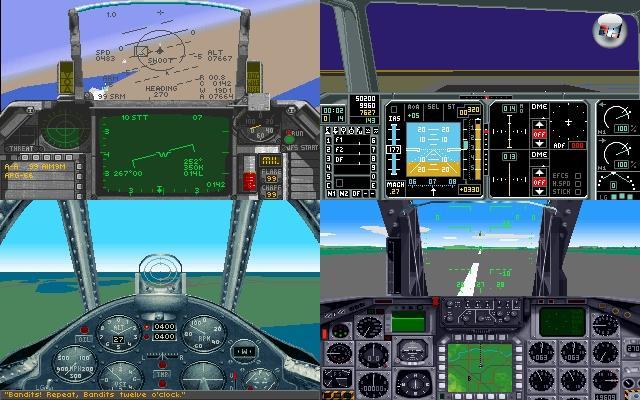 Im Spielebereich ist Flugsimulation nicht gleich Flugsimulation - da muss man schon deutlich unterscheiden, was Erbsenabhefter wie wir natürlich wahnsinnig gerne machen. Der wichtigste Vertreter für den wahren Fan ist natürlich die beinharte Simulation, in der wirklich simuliert wird, was in den meisten Fällen staubtrocken ist. Spiele wie Falcon 3.0, Airbus A-320, Aces of the Pacific oder Tornado. Das ist übrigens einer der wenigen Simulationsteile, der sich einigermaßen lebendig in die Neuzeit gerettet hat, was Serien wie IL-2 Sturmovik oder X-Plane beweisen. 2097768