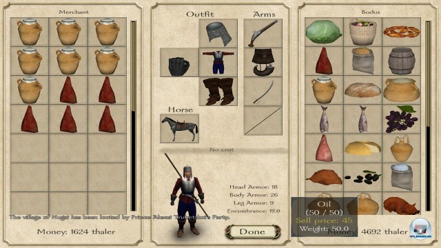 Screenshot - Mount & Blade: With Fire and Sword (PC) 2222278