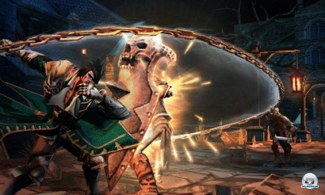Screenshot - Castlevania: Mirror of Fate (3DS) 2363512