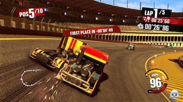 Screenshot - Truck Racer (360)