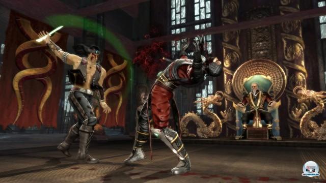 Screenshot - Mortal Kombat (360) 2217358