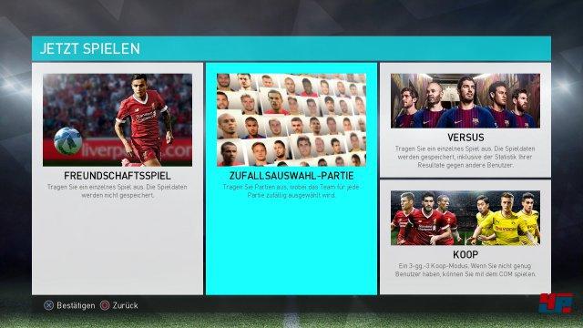 Screenshot - Pro Evolution Soccer 2018 (360) 92552528