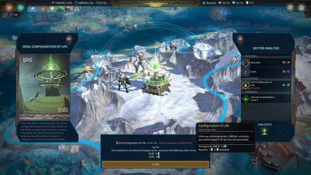 Screenshot - Age of Wonders: Planetfall - Star Kings (PC, PS4, One) 92626493