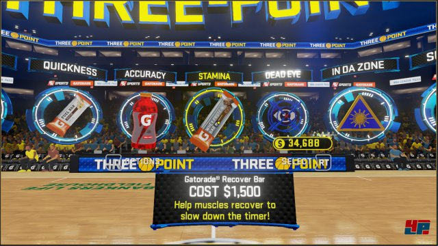 Screenshot - NBA 2KVR Experience (Android)