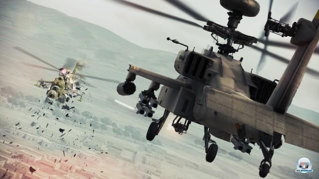 Screenshot - Ace Combat: Assault Horizon (360) 2221982