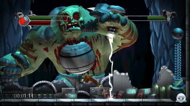 Screenshot - Blood of the Werewolf (PC) 92472018
