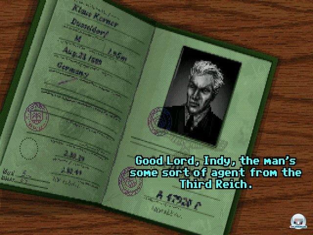 Screenshot - Indiana Jones and the Fate of Atlantis (PC) 2283482