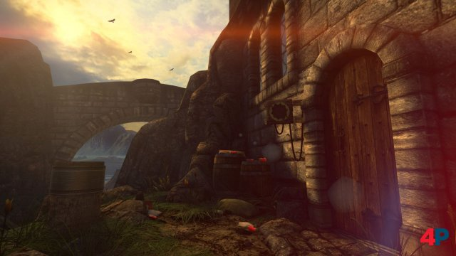 Screenshot - The Eyes of Ara (Switch)