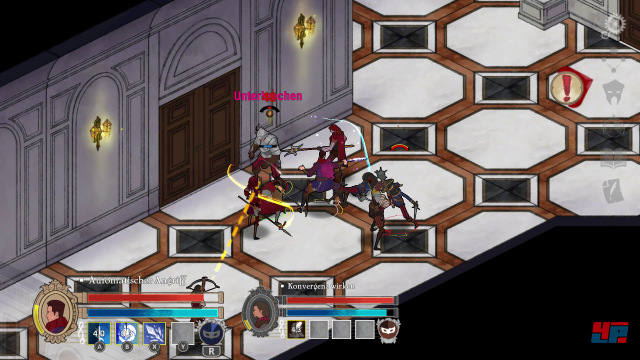 Screenshot - Masquerada: Songs and Shadows (Switch) 92587426