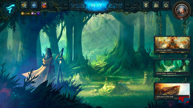 Screenshot - Faeria (iPad) 92541747