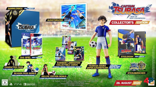 Screenshot - Captain Tsubasa: Rise of New Champions (PC)