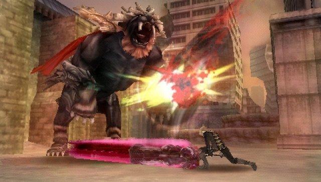 Screenshot - God Eater 2 (PSP) 92432752