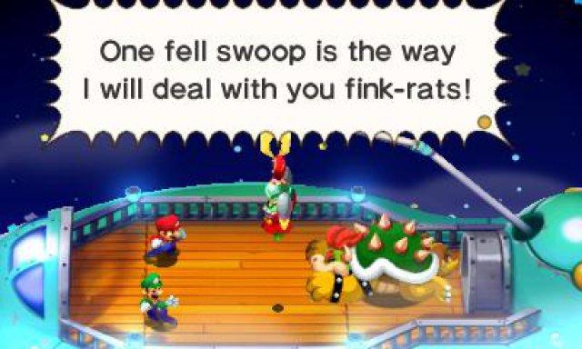 Screenshot - Mario & Luigi: Superstar Saga   Bowsers Schergen (3DS)