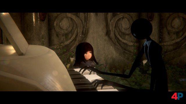 Zwischen Deemo und dem kleinen Mädchen besteht eine mysteriöse Verbindung.