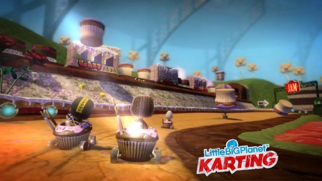 Screenshot - LittleBigPlanet Karting (PlayStation3)