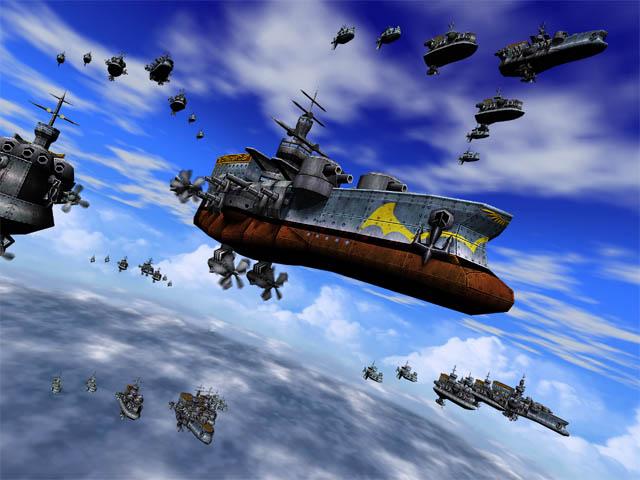 Die imperiale Flotte 2989