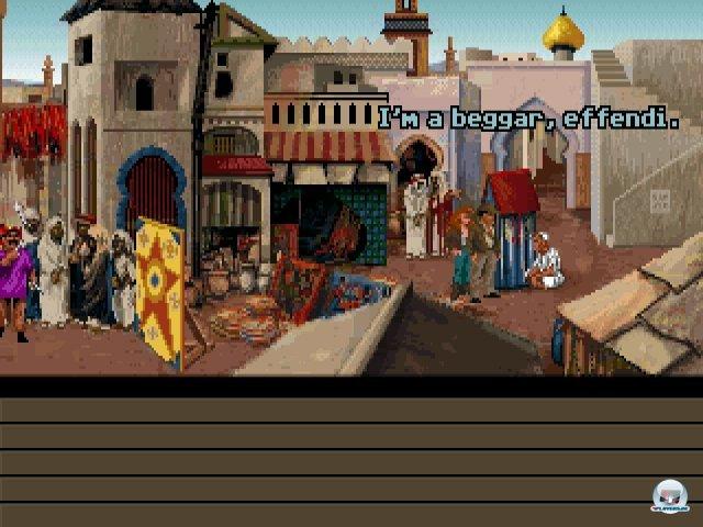 Screenshot - Indiana Jones and the Fate of Atlantis (PC) 2283562