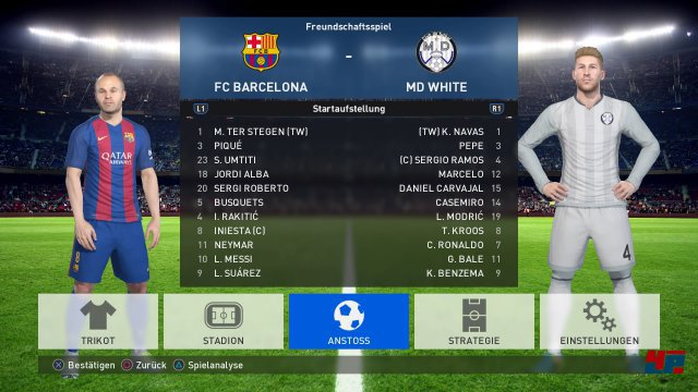 Screenshot - Pro Evolution Soccer 2017 (PS4) 92533222