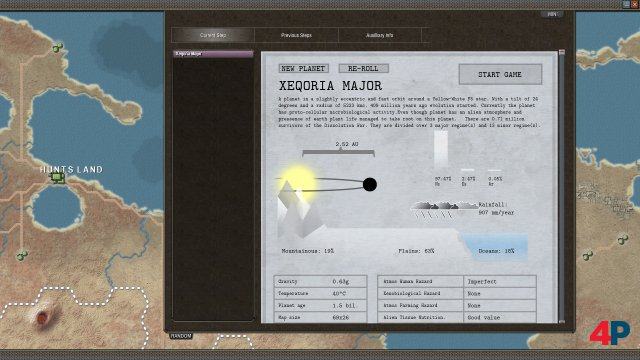 Screenshot - Shadow Empire (PC)