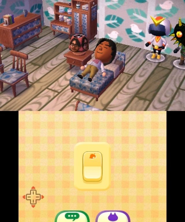 Screenshot - Animal Crossing: New Leaf (3DS) 92459457