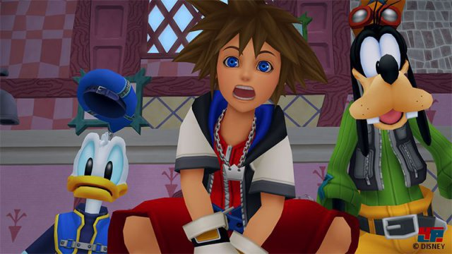 Screenshot - Kingdom Hearts HD 1.5   2.5 ReMIX (PS4) 92543167